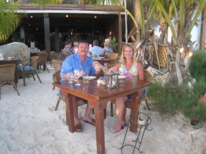 Value Added Beach @ Dinner in Aruba!