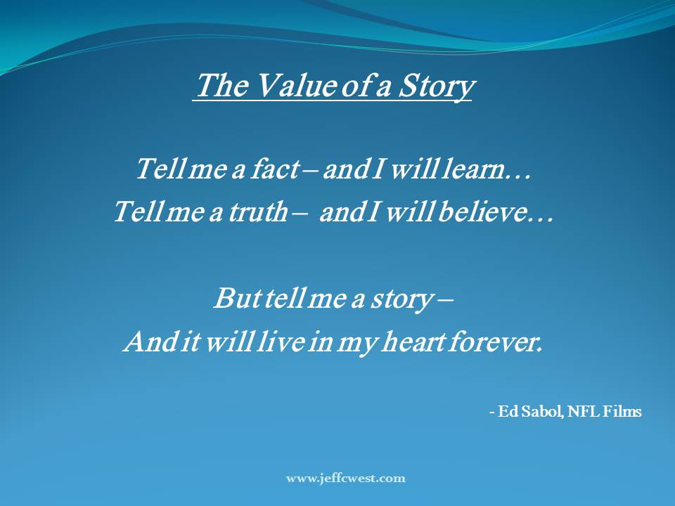 Value of a Story